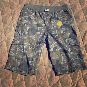 Other - Cat & Jack boys camo cargo shorts